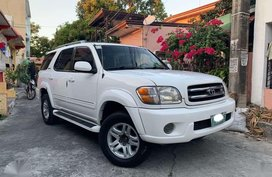 2002 Toyota Sequoia limited top of the line 40k odo very fresh