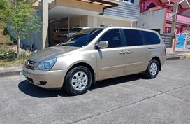 2008 Kia Carnival LWB for sale
