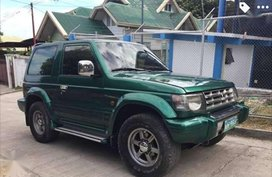Mitsubishi Pajero 3 doors 2008 for sale