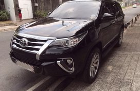 2018 Toyota Fortuner G Matic for sale