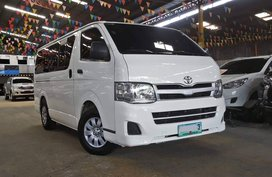 2013 TOYOTA Hiace Commuter 2.5 Diesel MT