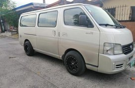 Nissan Urvan Estate 2009 for sale
