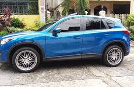 2nd Hand Mazda Cx5 2012 at 70000 km for sale in Manila