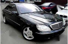 Mercedes Benz S-500 model 2000 for sale