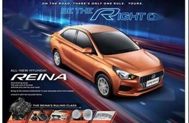 Brand new Hyundai Reina 1.4 MT for sale