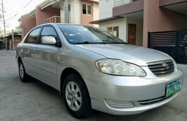 Toyota Corolla Altis 1.6e 2005 for sale