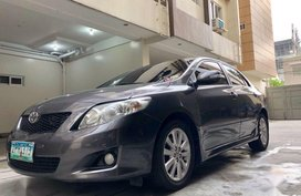 TOYOTA ALTIS 2.0V 2009 FOR SALE