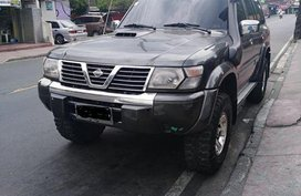 Nissan Patrol 2003 4x4 automatic for sale