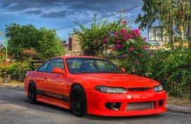 Well kept Nissan Silvia for sale