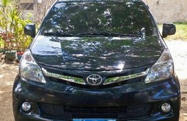 Toyota Avanza 1.5 E AT 2012 for sale