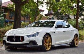 2016 Maserati Ghibli S Q4 for sale