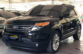 2012 Ford Explorer 3.5L 4x4 AT for sale