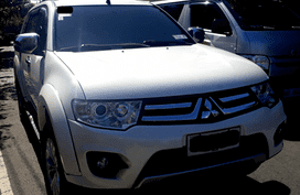 2014 Mitsubishi Montero Sport GLX for sale