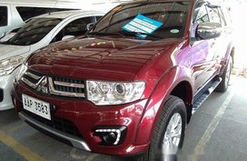 Mitsubishi Montero Sport 2014 GLS-V AT for sale