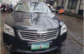 Toyota Camry 2.4 V Sedan 2011 for sale