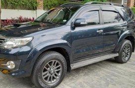 Toyota Fortuner V 2015 for sale