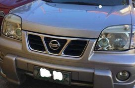 Nissan Xtrail 2005 Silver for sale