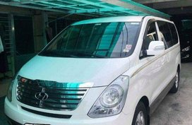 2014 Hyundai Grand Starex WGT Manual for sale