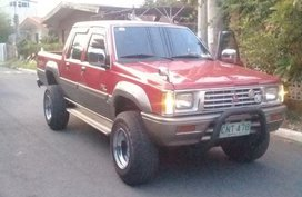 1997 Mitsubishi L200 Strada for sale