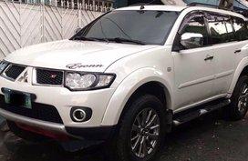 2012 Mitsubishi Montero Sport gls v for sale