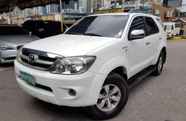 2007 Toyota Fortuner 2.7 G for sale