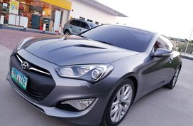 Hyundai Genesis Coupe RS Turbo 2.0 Manual 2014 for sale