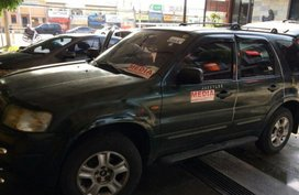 Ford Escape model 2005 for sale