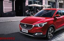 Selling Brand New Red Suv Mg Zs 2019