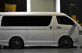 2018 Toyota Hiace Super Grandia for sale