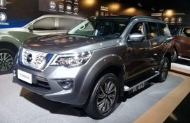 Brand new Nissan Terra for sale