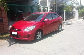 Hyundai Accent 2012 1.4 AT for sale