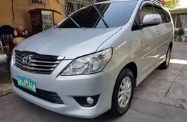 Toyota Innova G AT 2013 for sale