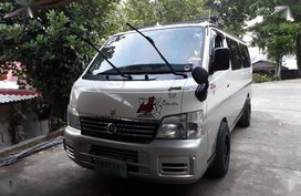 Nissan Urvan Estate 2008 for sale