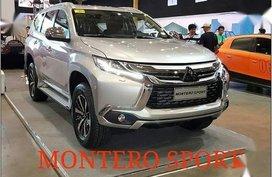 Brand New 2018 Mitsubishi MONTERO Sport for sale