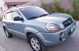 Hyundai Tucson CRDi Automatic 2009 for sale