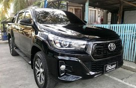 2018 Toyota Hilux Conquest for sale