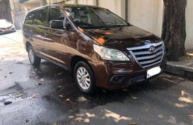 2015 Toyota Innova E for sale