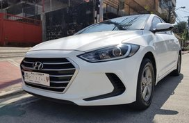 2017 Hyundai Elantra Manual for sale