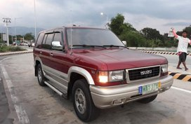 Well kept Isuzu Trooper for sale