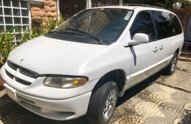 2000 Chrysler Grand Voyager for sale