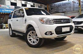 2014 FORD Everest 2.5 for sale