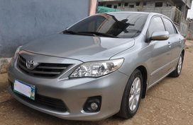 2013 Toyota Corolla Altis 1.6G Manual for sale