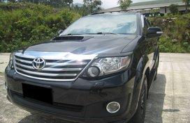 2014 Toyota Fortuner V Diesel AT for sale