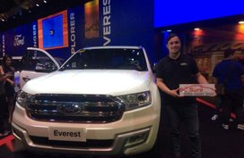Brand New 2018 Ford Everest for sale