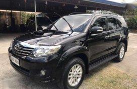Toyota Fortuner V 2014 for sale