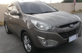 2011 Hyundai Tucson 4WD for sale