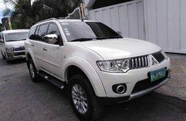 2011 Mitsubishi Montero Diesel for sale