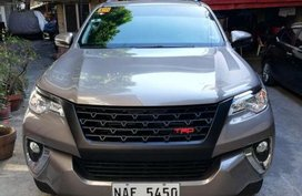 2018 Toyota Fortuner G for sale
