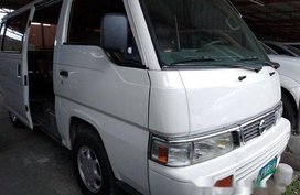 Nissan Urvan 2013 MT for sale