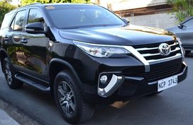 2017 Toyota Fortuner G for sale